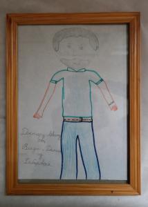 Творчество детей с аутизмом и отсаваием развития - маленькие пациенты центра д-р Лев Левит