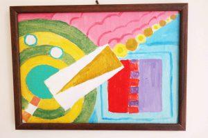 Творчество детей с аутизмом - маленькие пациенты центра д-р Лев Левит
