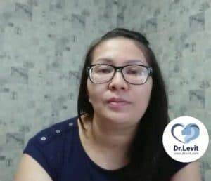 Мама Амира о лечении у доктора Левит