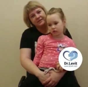Отзыв Натальи о лечении в клинике доктора Левит