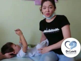 Отзыв мамы Амира о лечении в клинике доктора Левит