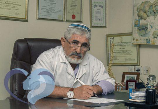 доктор Лев Левит